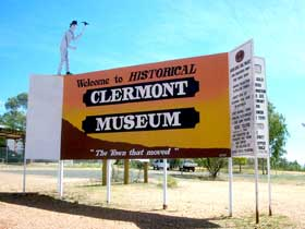 Clermont Historical Centre and Museum - Accommodation NT