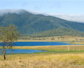 Lake Elphinstone - Accommodation NT