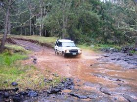 Condamine Gorge '14 River Crossing' - Accommodation NT