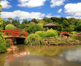 Japanese Gardens - Accommodation NT