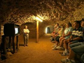 Miners Heritage Walk-In Mine - Accommodation NT