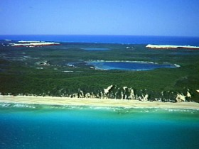Fraser Island Great Sandy National Park - Accommodation NT
