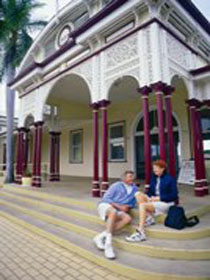 Emerald Historic Railway Station - Accommodation NT