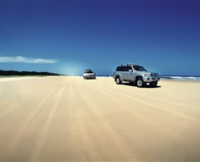 75 Mile Beach - Accommodation NT