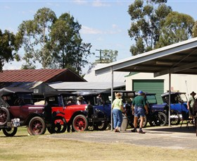 Millmerran Museum and Tourist Information Centre - Accommodation NT