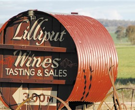 Lilliput Wines - Accommodation NT