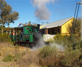 Red Cliffs Historical Steam Railway - Accommodation NT