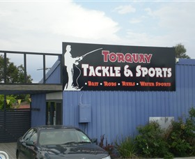 Torquay Tackle  Sports - Accommodation NT