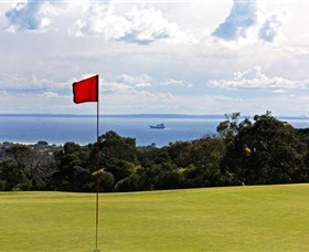 Rosebud Park Golf Course - Accommodation NT