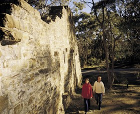 Castlemaine Diggings National Heritage Park - Accommodation NT