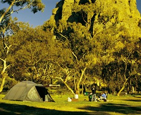 Mount Arapiles-Tooan State Park - Accommodation NT