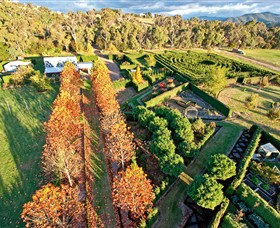 High Country Maze - Accommodation NT