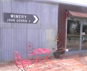 John Gehrig Wines - Accommodation NT