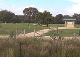 Dandenong Police Paddocks Reserve - Accommodation NT