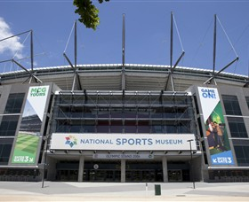 National Sports Museum at the MCG - Accommodation NT