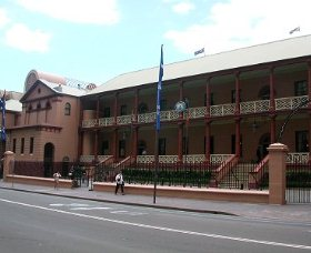 Parliament House - Accommodation NT
