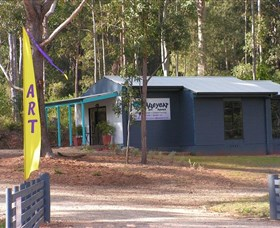 Alleycat Art Haven - Accommodation NT