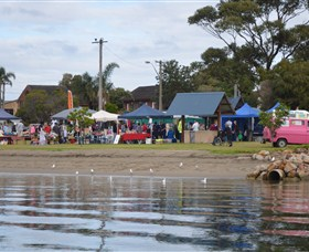 Greenwell Point Riverside Markets - Accommodation NT