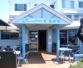 Breakers Cafe and Restaurant - Accommodation NT