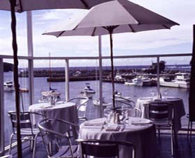 Harbourside Restaurant - Accommodation NT