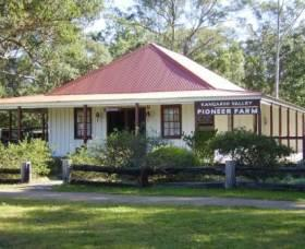 Kangaroo Valley Pioneer Museum Park - Accommodation NT