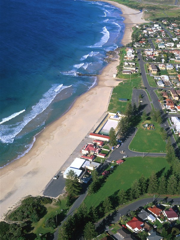 Thirroul Beach - Accommodation NT