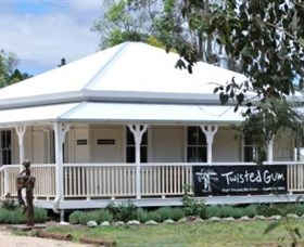 Twisted Gum Wines - Accommodation NT