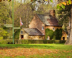 Cooks Cottage - Accommodation NT