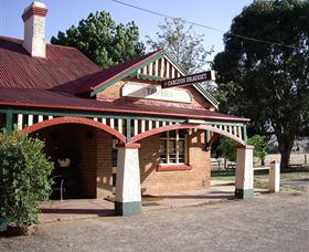 The Tumblong Tavern - Accommodation NT