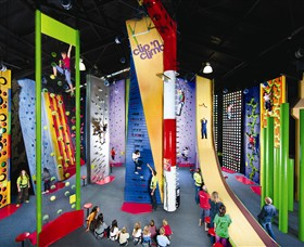 Clip 'N Climb Melbourne - Accommodation NT