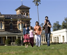 Rippon Lea House and Gardens - Accommodation NT