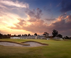Kingston Heath Golf Club - Accommodation NT
