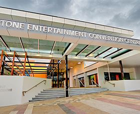 Gladstone Entertainment and Convention Centre - Accommodation NT