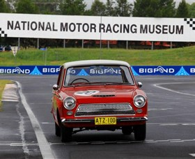 National Motor Racing Museum - Accommodation NT