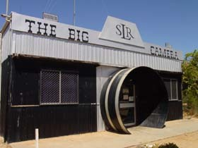 The Big Camera - Photographic Museum - Accommodation NT
