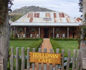 Rollonin Cafe - Accommodation NT