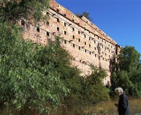 Glen Davis Ruins - Accommodation NT