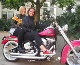 Wild Ride Harley and Motorcycle Tours - Accommodation NT