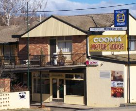 Cooma Motor Lodge Coach Tours - Accommodation NT