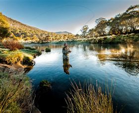 Fly Fishing Tumut - Accommodation NT