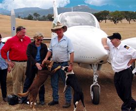 Australia By Air - Accommodation NT