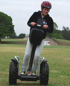 Segway Tours Australia - Accommodation NT