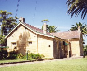 Carss Cottage Museum - Accommodation NT