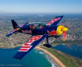 Red Baron Adventure Flights - Accommodation NT