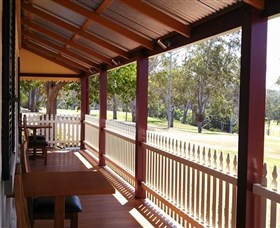 Riverside Oaks Golf Course - Accommodation NT