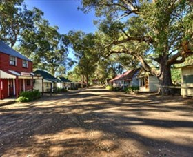 The Australiana Pioneer Village Ltd - Accommodation NT