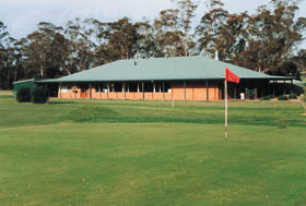 Echunga Golf Club Incorporated - Accommodation NT