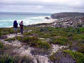 Murray Lagoon - Cape Gantheaume Conservation Park