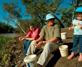 Charleville - Bakers Bend Warrego River Fishing Spot - Accommodation NT