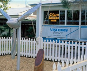 Charleville - Royal Flying Doctor Service Visitor Centre - Accommodation NT